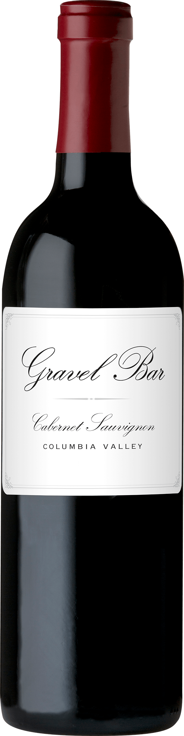 A bottle of the Cabernet Sauvignon